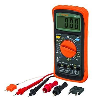 TRUPER MUT-105 Professional Digital Multimeter for automotive maintenance