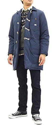 LEE Padded Duffel Coat LS1227 Men's Duffle Coat Blue (Medium)