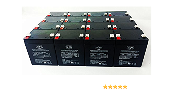 Rechargeable, high Rate APC Smart-UPS RT SURT3000XLT Replacement Battery Pack