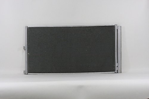 A-C Condenser - Pacific Best Inc For/Fit 3975 11-14 Ford F-150 Electric Power Steering