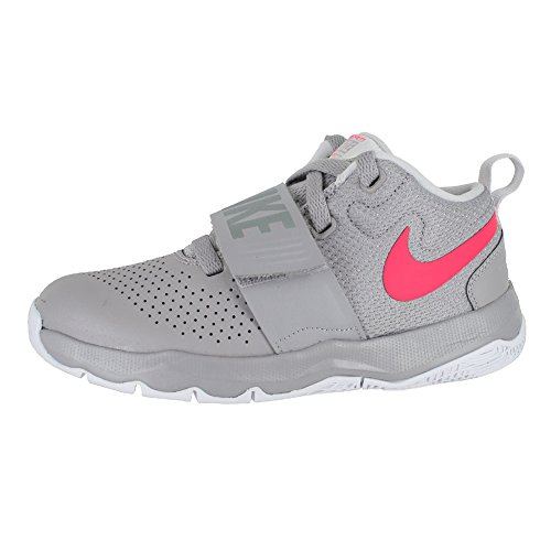 Gry Bambino Hustle ps Team 8 Atmosphere D Racer Grey Scarpe Nike Pink Basket Da 8O5qx