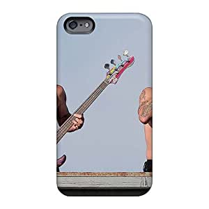 KaraPerron Iphone 6 Excellent Hard Phone Cases Customized High Resolution Red Hot Chili Peppers Pattern [aty1668cUeq]