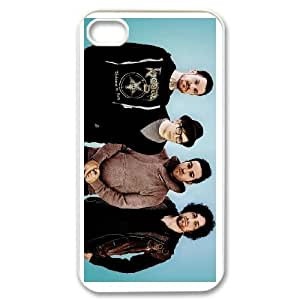 iphone4 4s White Fall out boy phone cases&Holiday Gift
