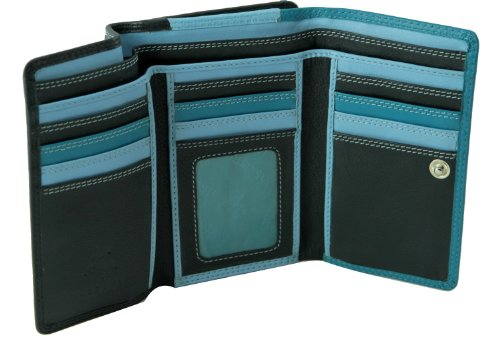 visconti-rb43-multi-colored-navy-prays-sky-blue-large-trifold-soft-leather-ladies-wallet-purse