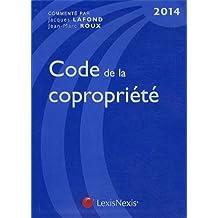 Code de la copropriété (édition 2014)