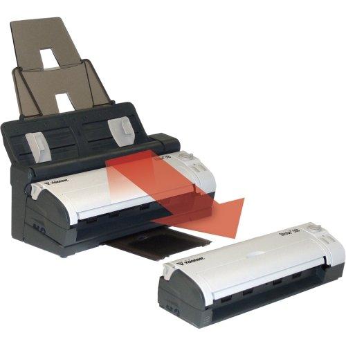 Visioneer, Strobe 500 Sheetfed Scanner Duplex Legal 600 Dpi