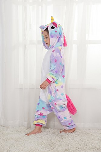 Costume Costume Missley di Cosplay Adult Anime Pajama Star Halloween children Unicorn XgBw8rqX