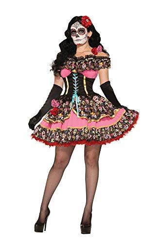Simmia Halloween Costumes Halloween Skull Dress Black and White Striped Magician Tuxedo Ghost Bride Zombie Vampire, 74801, U -