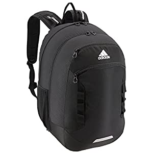 adidas 975654 Excel III Backpack, Black, One Size