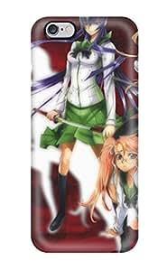 Hot Excellent Design Highschool Of The Dead Phone Case For Iphone 6 Plus Premium Tpu Case 7279545K88518996