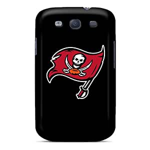 New Snap-on Hellocases Skin Case Cover Compatible With Galaxy S3- Tampa Bay Buccaneers