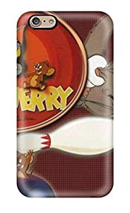 For Iphone Case, High Quality Tom And Jerry Tom And Jerry For Iphone 6 Cover Cases
