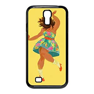 {Be Series} Samsung Galaxy S4 Cases Spring Dance, Case Alam85 - Black
