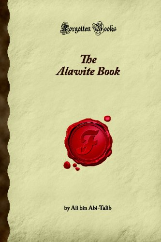The Alawite Book (Forgotten Books)