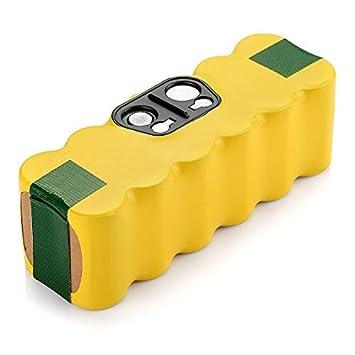 OPSON 14,4V 4500mAh batería para aspiradora iRobot Roomba 500 600 700 800 Series: Amazon.es: Hogar