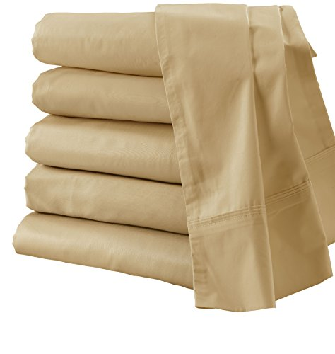 Outlast Temperature Regulating Sheet Set in Corn Silk, Twin