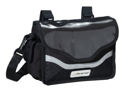 Avenir Mini Metro Handlebar Bag (91.5 Cubic Inches)