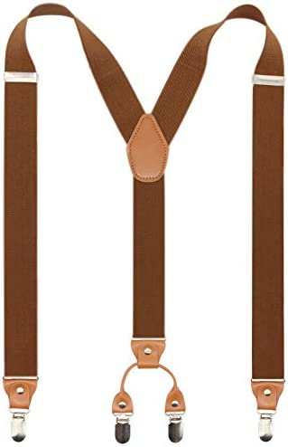 Y Back Elastic Suspenders Perfect Casual product image
