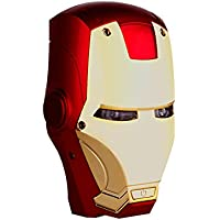 MARVEL Iron Man 6000mah Dual USB PowerBank External Battery Pack