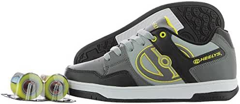 Heelys Flow 770609M Black / Grey / Yellow 13 D(M) US Men