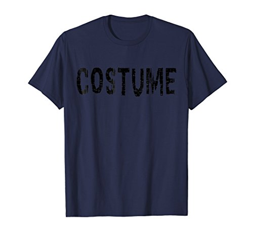 Best Halloween Shirts For Men That Says Costume T-Shirts -