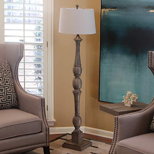 D cor Therapy PL3734 Floor lamp, Warm Grey