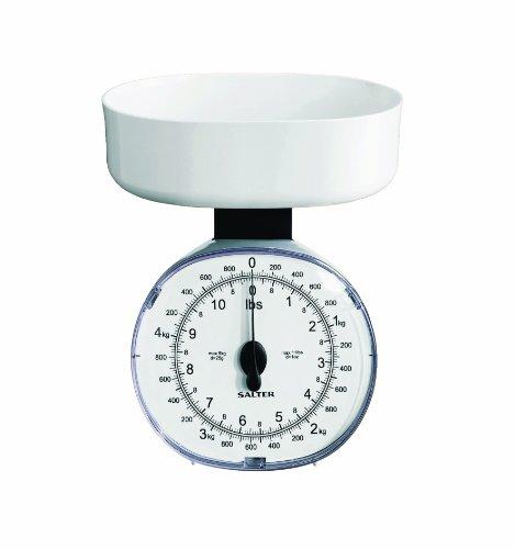 Salter Retro Mechanical Scale 11 Pound