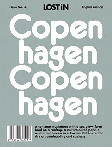 Copenhagen: LOST iN City Guide (Lost in City - Design Shops Copenhagen