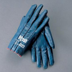 Ansell Hynit Gloves - size: Mens -