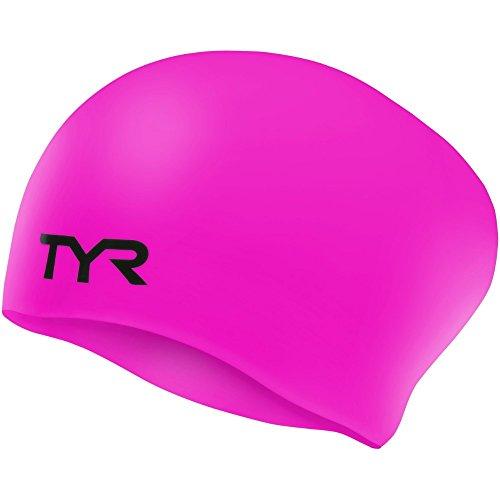 TYR Junior Silicone Wrinkled Cap, (Jr Silicone Swim Cap)