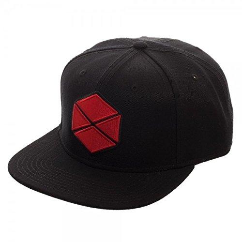 Destiny 2 Titan Logo Core Line Black Adjustable Snapback