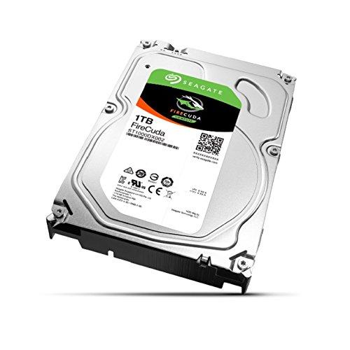 Seagate FireCuda Gaming SSHD 2.5 1TB Fast Hard drive