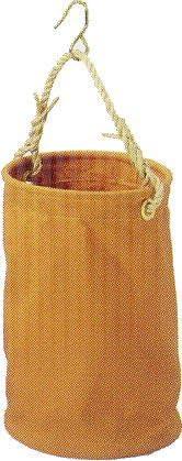 KOZUCHI KB-06-24 BBR コヅチ 電工作業用布バケツシリーズ 底板付バケツ(フック付)