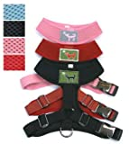 Gooby Freedom Harness Pink Large, My Pet Supplies