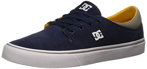 Sneaker Sd yellow Navy Shoes Trase Dc Uomo xzqRw0aAZ