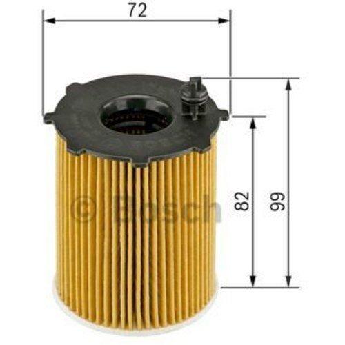 Bosch filtro + Velas + Junta + 4 L Aral 5 W de 30 aceite + accesorios: Amazon.es: Coche y moto