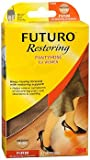 Futuro Restoring Pantyhose for Women Brief Cut Panty Medium Nude Firm - 1 pr, Pack of 5