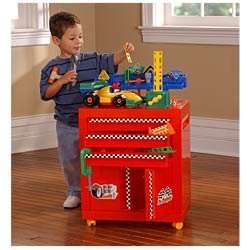 UPC 742293783269, Mr. Goodwrench Playset