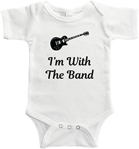Starlight Baby Im Band Bodysuit product image