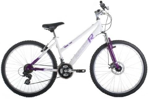 Raleigh TRA16LWH - Bicicleta de montaña para Mujer, Talla S (153-164 cm), Color Rojo: Amazon.es: Deportes y aire libre