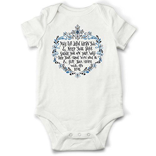 Ocean Drop Designs Bodysuit Christening