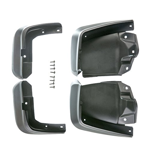 Honda Civic Sedan Gas Mileage - A-Premium Splash Guards Mud Flaps Mudflaps for Honda Civic 2012-2015 Sedan