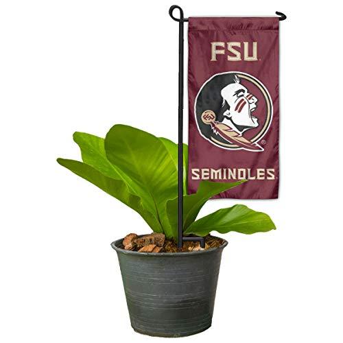 Florida State Seminoles Mini Garden and Flower Pot Flag Topper