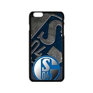 The Deutschland Fussball FC Gelsenkirchen Schalke 04 Cell Phone Case for Iphone 6