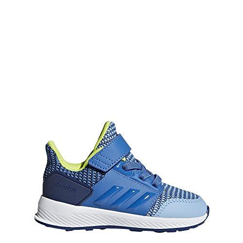 adidas Unisex Baby Rapidarun Sneaker, Blau (Ashblu/Traroy/Nobind Ashblu/Traroy/Nobind), 19 EU