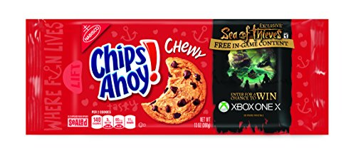 Chips Ahoy! Chewy Chocolate Chip Cookies, 13 Ounce (Pack of 12) (packaging may vary) Chewy Chocolate Cookies