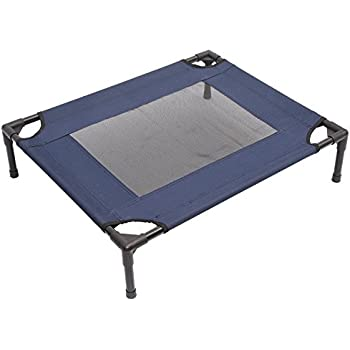 Pawhut Elevated Dog Bed Pet Cot Replacement Cover