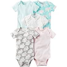 Carter's Baby Boys' Multi-pk Bodysuits 126g402