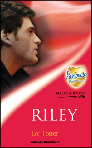 book cover of Riley