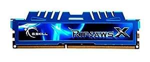 G.Skill F3-1600C9S-8GXM Memory Module 8 GB 1600 MHz CL9 1x 8GB DDR3-RAM by G-Skill